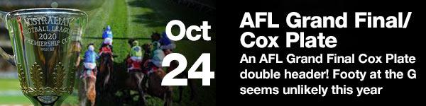 AFL Grand Final - October 24 (Australia Date)